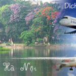 Vé máy bay đi Hà Nội giá rẻ 499k của Vietnam Airlines,Jetstar,Vietjet