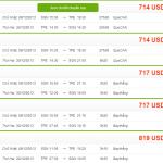 Đặt vé máy bay giá rẻ đi Đài Loan