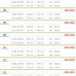 Đặt mua vé máy bay đi Đài Loan giá rẻ 2tr8 hãng China Airlines