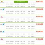 Đặt vé máy bay giá rẻ đi Osaka