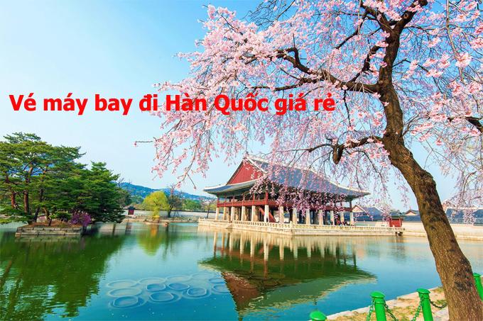 dat ve may bay di han quoc