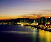 ve may bay di busan