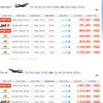 Khuyến mãi vé máy bay đi Phú Quốc tháng 4