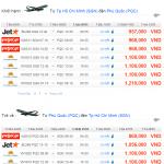 vé máy bay giá rẻ đi Phú Quốc Năm 2014