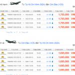Vé máy bay khuyến mãi đi Côn Đảo năm 2014