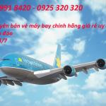 Đại lý vé máy bay đường Nguyễn Bặc