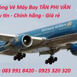 Phòng vé máy bay Vietnam Airlines tại đường số 6