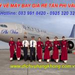 Đại lý vé máy bay tại đường Hoa Đào