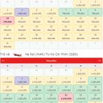 Vé máy bay giá rẻ đi Hà Nội tháng 5 năm 2014