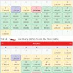 Đặt mua vé máy bay giá rẻ đi Hải Phòng vào tháng 5 – 2014