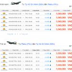 Vé máy bay khuyến mãi đi Pleiku tháng 5