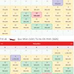 Vé máy bay giá rẻ đi Quy Nhơn chỉ từ 480.000 VNĐ tháng 5 năm 2014