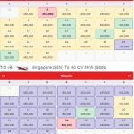 Vé máy bay giá rẻ đi Singapore tháng 6