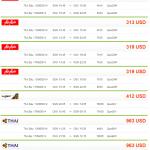 Vé máy bay đi Chiang Mai khuyến mãi năm 2014