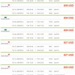Đặt mua vé máy bay giá rẻ đi Fukuoka