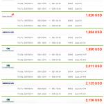 Vé máy bay giá rẻ đi Seattle tháng 7