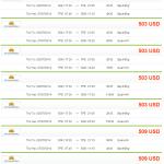 Vé máy bay khuyến mãi đi Taipei tháng 7