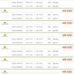 Đặt mua vé máy bay giá rẻ đi Viêng Chăn trong tháng 7