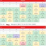 Vé máy bay khuyến mãi đi BangKok tháng 7