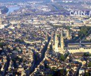 Vé máy bay đi Caen pháp giá rẻ