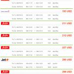 Vé máy bay đi Bangkok giá rẻ nhất