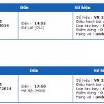 Vé máy bay từ Hà Nội đi Đà Lạt chỉ 999.000 VNĐ