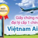 Phòng vé Vietnam Airlines tại TPHCM