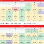 Vé máy bay đi Nha Trang giá rẻ tháng 10