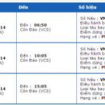 Du Lịch Côn Đảo Tháng 11 cùng vé máy bay giá rẻ