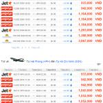 Vé máy bay đi Hải Phòng giá chỉ từ 900.000 VNĐ
