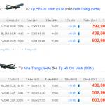Vé máy bay đi Nha Trang du lịch giá rẻ