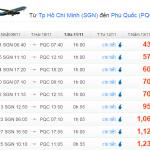 Đặt mua vé máy bay đi Phú Quốc mùa du lịch