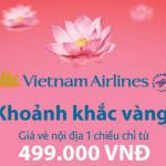 Khoảnh Khắc Vàng số 16 Vietnam Airlines
