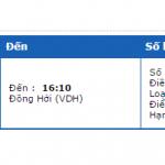 Vé máy bay đi Đồng Hới năm 2015