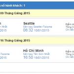 Vé máy bay đi Seattle giá rẻ năm 2015