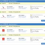 Vé máy bay đi Mỹ giá rẻ chỉ với 900 USD khứ hồi