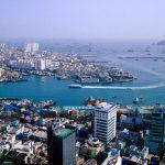 Vé máy bay Sài Gòn đi Busan giá rẻ