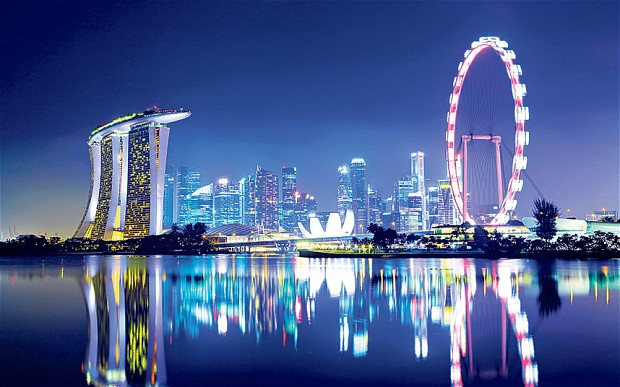 ve may bay di singapore