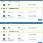 Vé máy bay từ Hà Nội đi Paris chỉ từ 410 USD