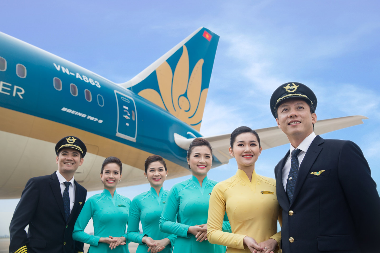dat ve may bay vietnam airlines