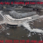 vé máy bay đi Seattle khứ hồi bao nhiêu tiền?