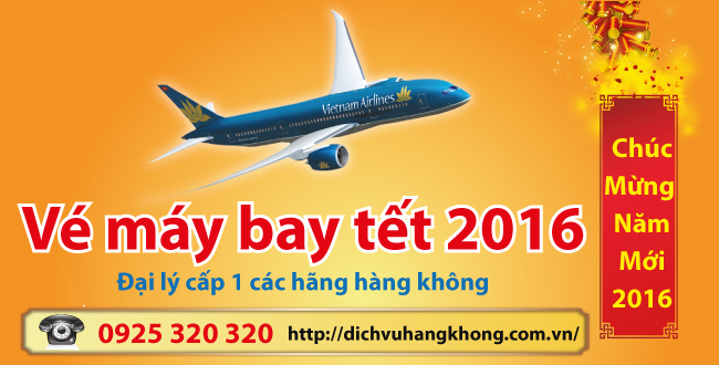 ve may bay tet 2016