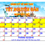 [Hot] Vietnam Airlines mở bán vé máy bay tết 2016 đặt ngay