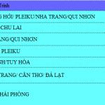 Vietnam Airlines khuyến mãi chiến thuật bán nội địa hấp dẫn