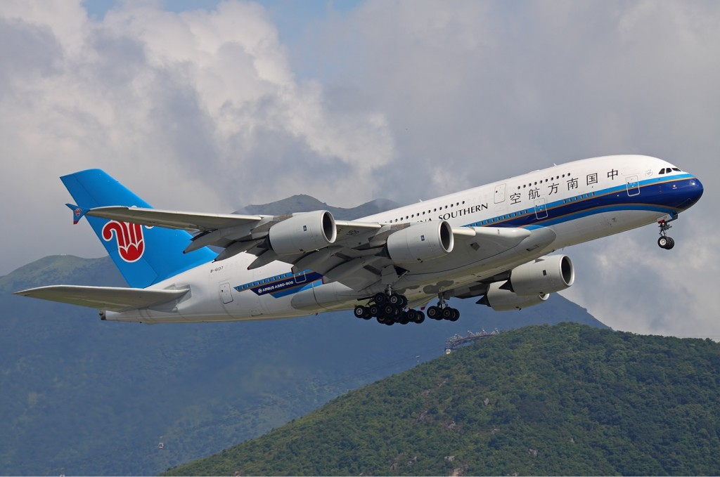 ve may bay china southern airlines