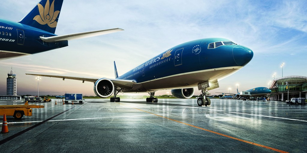 ve may bay gia re vietnam airlines