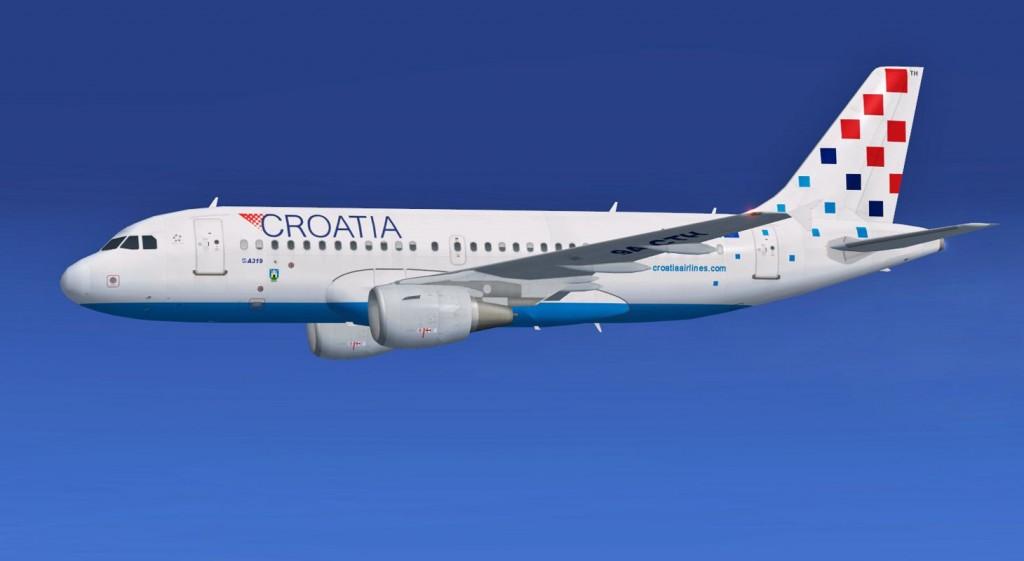 ve may bay di croatia