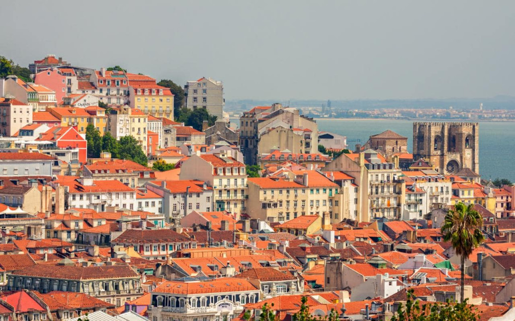 dat ve may bay di lisbon