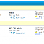 Vé máy bay đi Oslo – Na Uy giá rẻ 499 USD