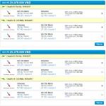 Đặt mua vé máy bay Sài Gòn đi Orlando giá rẻ nhất
